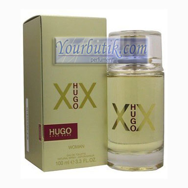 Hugo Boss XX Women <BR> Eau De Toilette 100ml