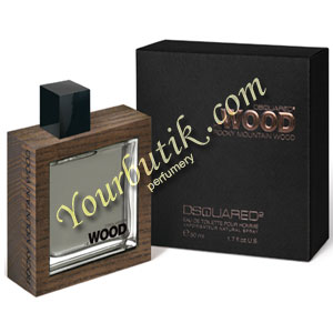 Dsquared? He Wood Rocky Mountain EDT 100ml