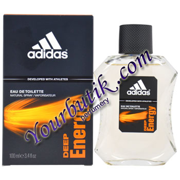 Adidas Deep Energy Men EDT 100ml
