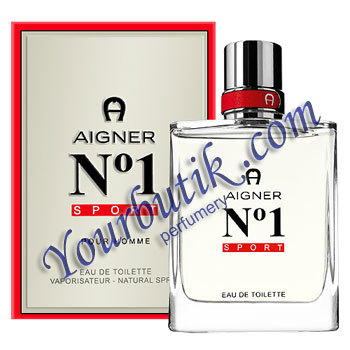 Etienne Aigner No 1 Sport Men EDT 100ml