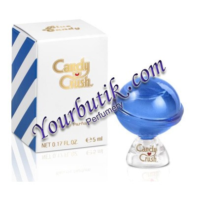 Candy Crush Blue Candy For Women Miniatur EDP 5ml