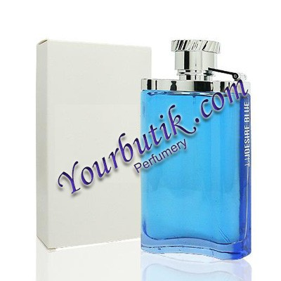 Alfred Dunhill Desire Blue For Men Tester EDT 100ml