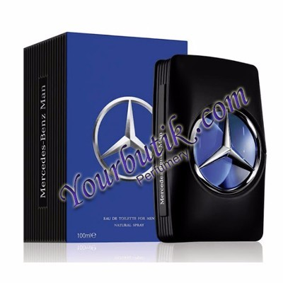 Mercedes Benz For Men EDT 100ml