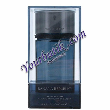 Banana Republic Wild Blue Noir For Men EDT 100ml