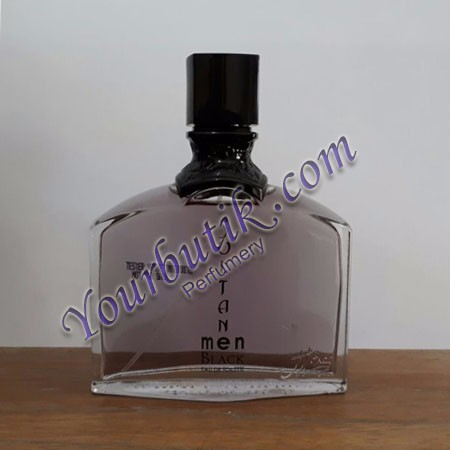 Jeanne Arthes Sultane Black Men Tester EDT 100ml