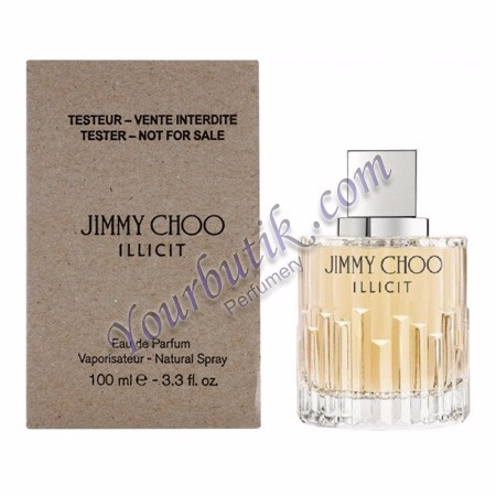 Jimmy Choo Illicit For Women Tester EDP 100ml