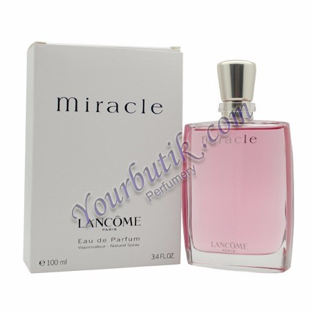 Lancome Miracle For Women Tester EDP 100ml
