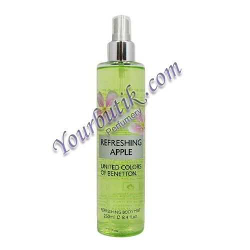Benetton Refreshing Apple Refreshing Body Mist 250ml
