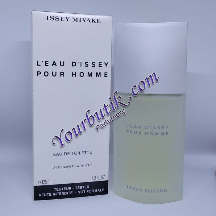 Issey Miyake L'Eau D'Issey Pour Homme Tester EDT 125ml