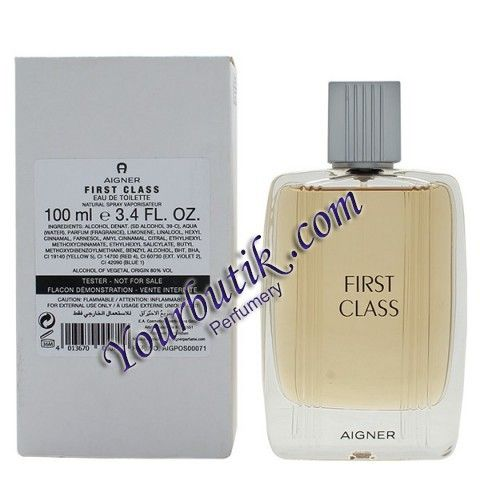 Etienne Aigner First Class For Men Tester EDT 100ml