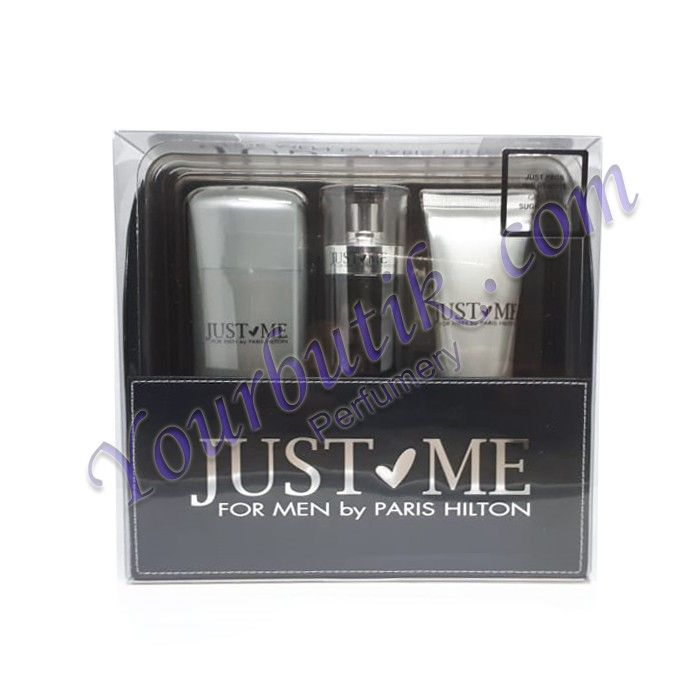 Paris Hilton Just Me Men Gift Set