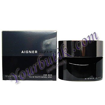 Etienne Aigner Black For Men EDT 125ml